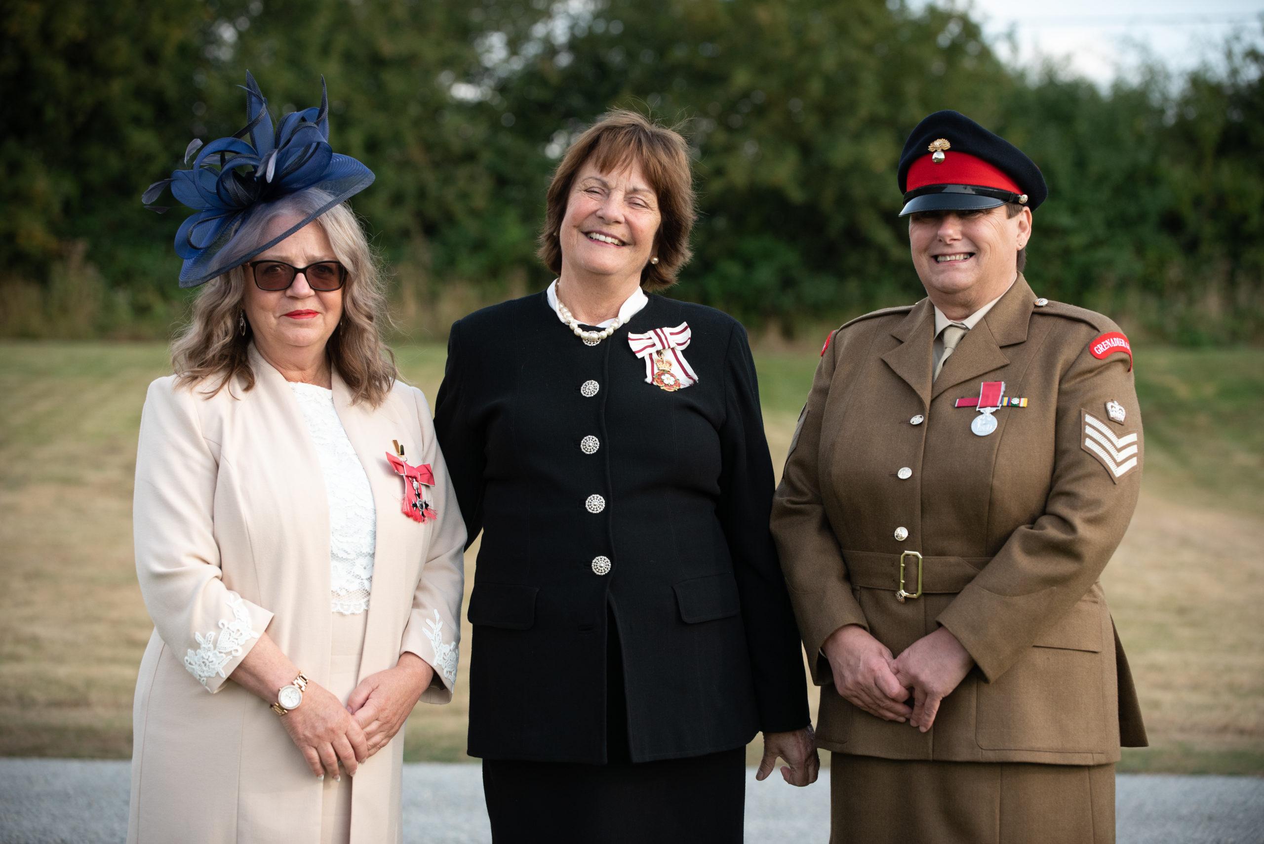 Lord Lieutenant Investiture