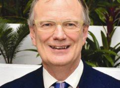 Tom Hughes-Hallett DL